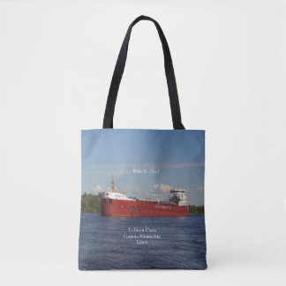 Baie St. Paul all over tote bag