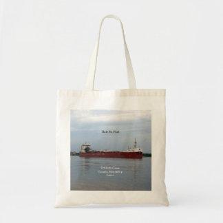 Baie St. Paul loaded tote bag