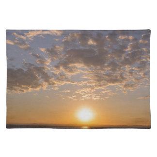 Baikal sunset placemat