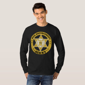 BAIL ENFORCEMENT AGENT Long Sleeve T-shirt