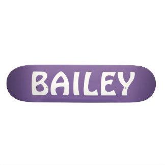 BAILEY 21.3 CM MINI SKATEBOARD DECK