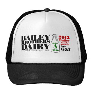 Bailey Brothers Dairy Cap
