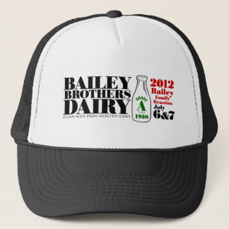 Bailey Brothers Dairy Trucker Hat