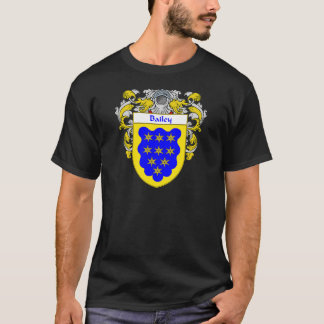 Bailey Coat of Arms (Mantled) T-Shirt
