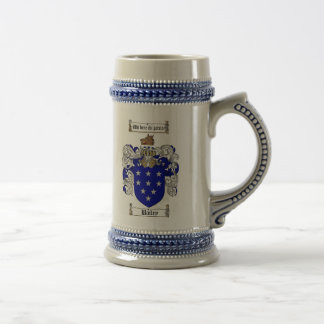 Bailey Coat of Arms Stein / Bailey Family Crest