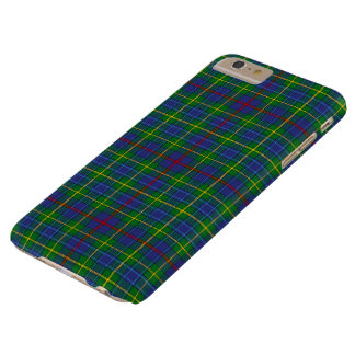 Bailey Scottish Tartan Plaid Pattern Barely There iPhone 6 Plus Case