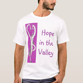baileyhorse,  Hopein theValley T-Shirt