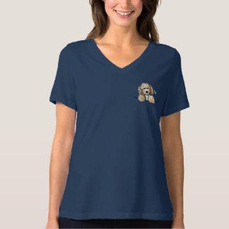 Bailey's Irish Cream Pocket Doodle T-Shirt