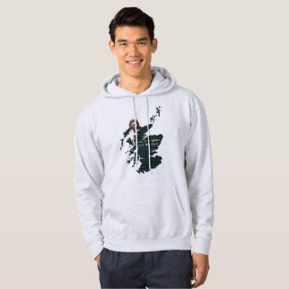 Baillie Clan Badge Adult Hoodie