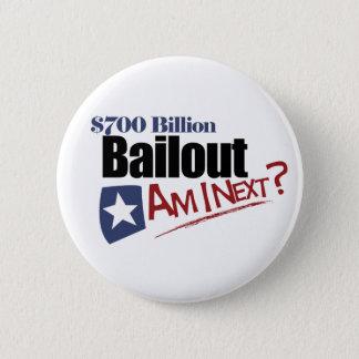 Bailout 6 Cm Round Badge