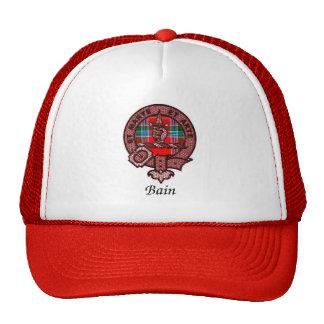 Bain Clan Crest Cap