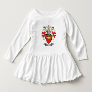 Baird Family Crest Coat of Arms Dress
