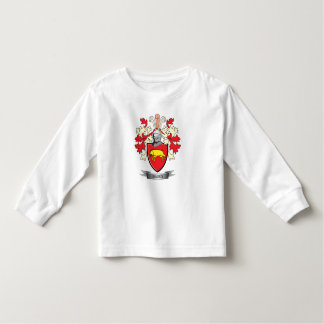Baird Family Crest Coat of Arms Toddler T-Shirt