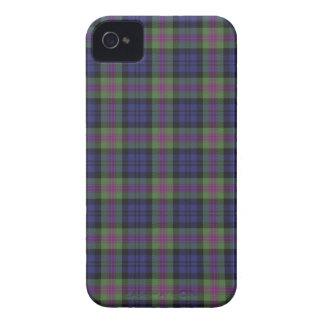 Baird Tartan Plaid Iphone 4/4S Case
