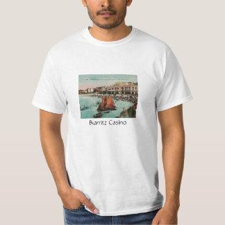BAIRRITZ - Casino postcard Tshirts