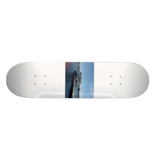 bait barge skateboard