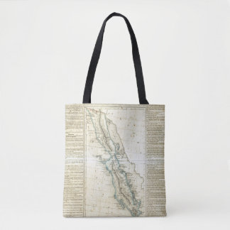 Baja California, Mexico Tote Bag