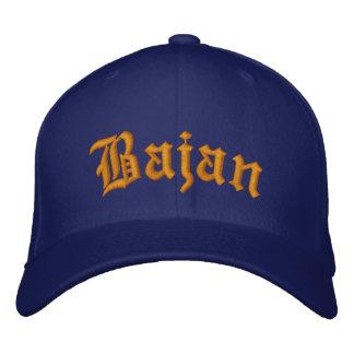 Bajan Embroidered Hat