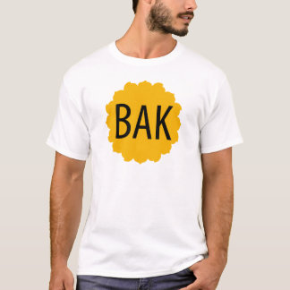 BAK - Biking Across Kansas T-Shirt