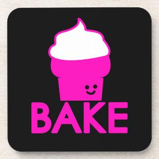 Bake - Cupcake Design Coaster