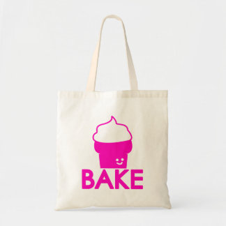 Bake - Cupcake Design Tote Bag
