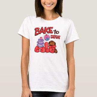 Bake to Defeat ALS Official Logo T-Shirt