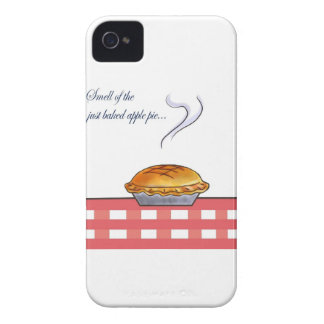 Baked apple pie. Case-Mate iPhone 4 cases