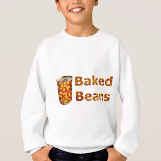 Baked Beans Can Sweatshirt