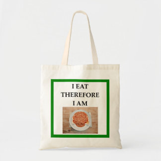baked beans tote bag