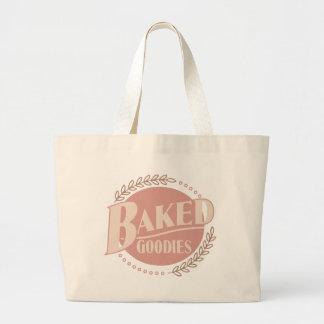 Baked Goodies - Baker Baking Bakery Jumbo Tote Bag