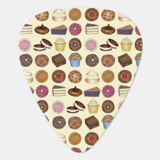 Baked Goods Foodie Muffin Cake Whoopie Pie Dessert Plectrum