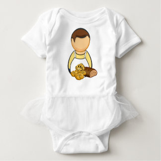 Baker Baby Bodysuit