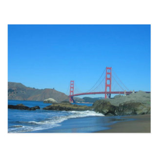 Baker Beach Postcard
