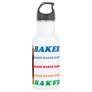 BAKER Biscuits Cookies Cake Pastry Icecream FUN JO 532 Ml Water Bottle
