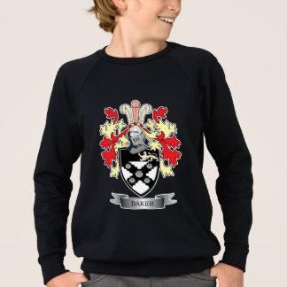 Baker Coat of Arms Sweatshirt