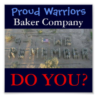 Baker Company Posters
