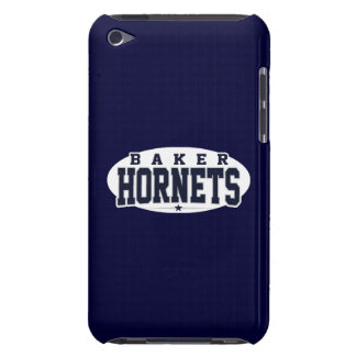 Baker High School Hornets Barely There iPod Cases