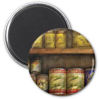 Baker - Old Cans Magnet