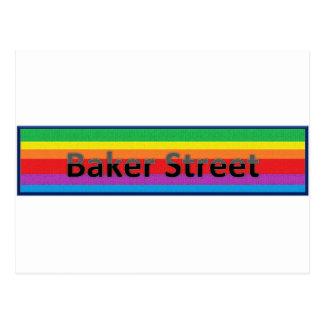 Baker Street  Style 2 Postcard