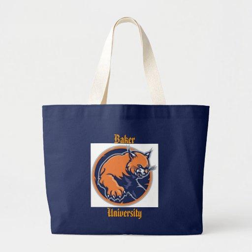 Baker University Jumbo Tote Bag