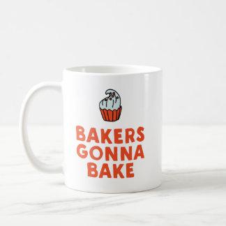 Bakers gonna bake mug