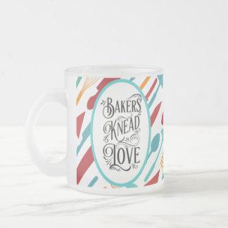 Bakers Knead Love - Fun for Chefs Coffee Mug Gift