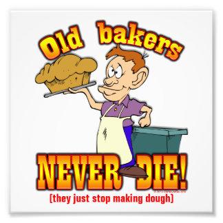 Bakers Photo Print