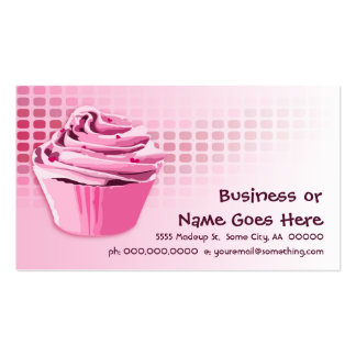 bakery beats Double-Sided standard business cards (Pack of 100)