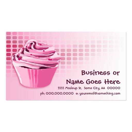 bakery beats business card