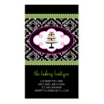 Bakery Boutique Business Cards