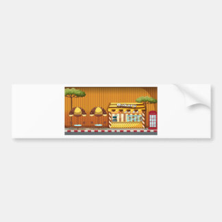 Bakery Bumper Sticker