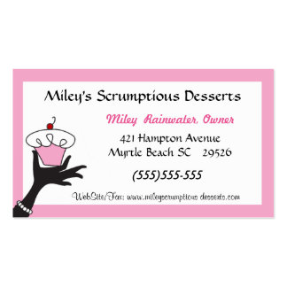 Bakery Business Cards