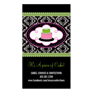Bakery Business Cards (for Leisa)
