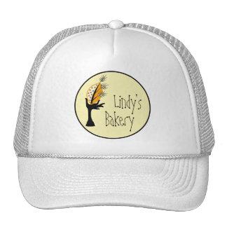 Bakery Business Corporate Branding Design Set Hat
